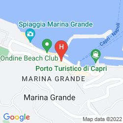 Mapa RELAIS MARESCA
