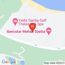 Mapa PALACE ROYAL GARDEN