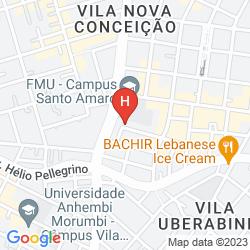 Mapa BLEND FLAT
