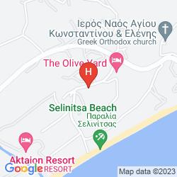 Mapa NIRIIDES VILLAS