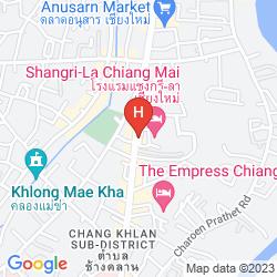 Mapa SHANGRI-LA