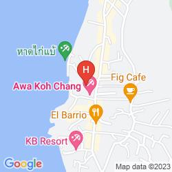 Mapa THE CHILL