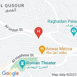 Mapa GARDENS