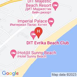 Mapa BELLEVUE