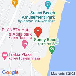 Mapa RIU HELIOS