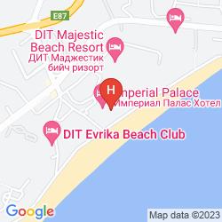 Mapa VICTORIA PALACE