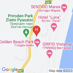 Mapa BRIZ