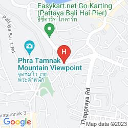 Mapa MANITA BOUTIQUE HOTEL