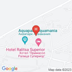 Mapa VITA PARK