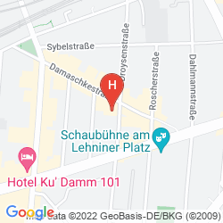 Mapa ADAM