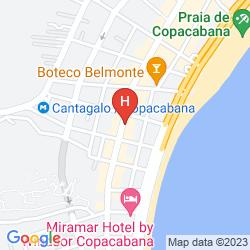 Mapa SAVOY OTHON