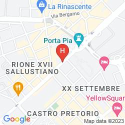 Mapa BALTICO