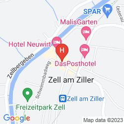 Mapa LIEBLINGSPLATZ, MEIN TIROLERHOF