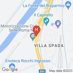 Mapa ROMULUS