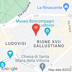 Mapa VENETO PALACE
