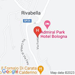Mapa ADMIRAL PARK HOTEL