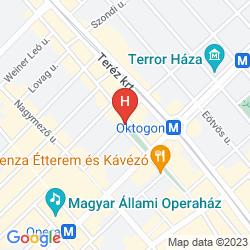 Mapa MEDOSZ