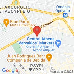 Mapa SPARTA TEAM