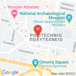 Mapa SOLOMOU