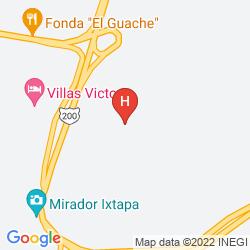 Mapa HOTEL IRMA
