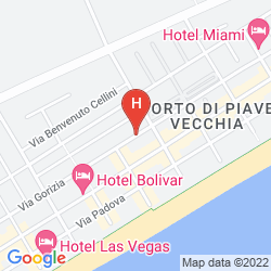 Mapa HOTEL DOMINGO