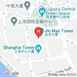 Mapa GRAND HYATT