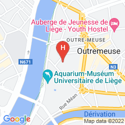 Mapa LA PASSARELLE