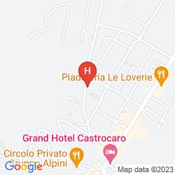 Mapa BASSANI