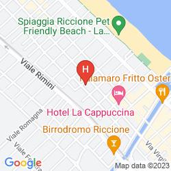 Mapa VILLA LIDIA
