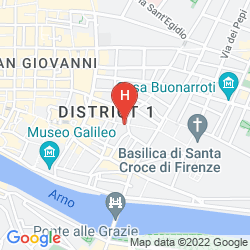 Mapa SANTA CROCE