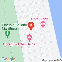 Mapa AMIGOS