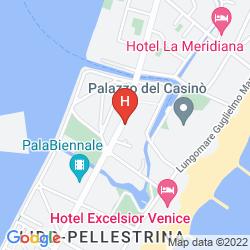 Mapa VILLA STELLA