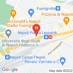 Mapa SUITE PARTENOPEA