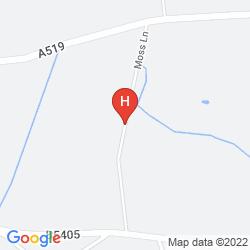 Mapa GARTH