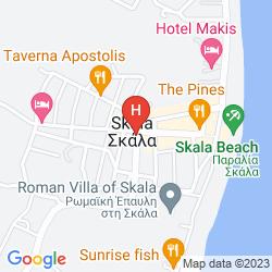 Mapa ASTERAS STUDIOS