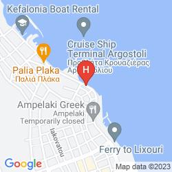 Mapa MIRAMARE
