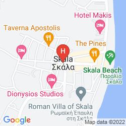 Mapa TARA BEACH