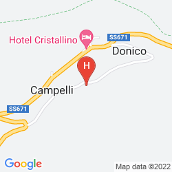 Mapa DES ALPES
