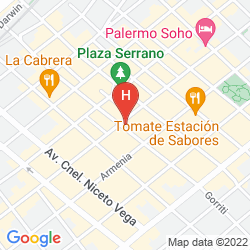 Mapa PALERMITANO BY DON