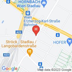 Mapa WIENER KINDL