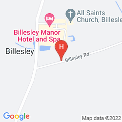 Mapa BILLESLEY MANOR
