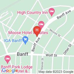 Mapa RED CARPET INN