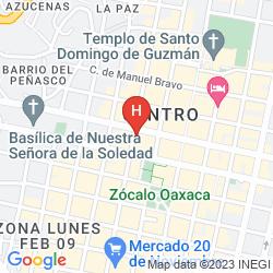 Mapa LA PROVINCIA