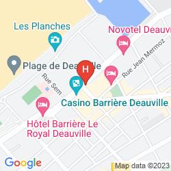 Mapa 81 L'HOTEL