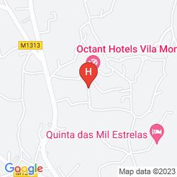 Mapa VILA MONTE FARM HOUSE