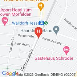 Mapa ZUM LOEWEN