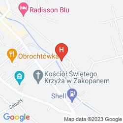 Mapa RENESANS GUEST HOUSE