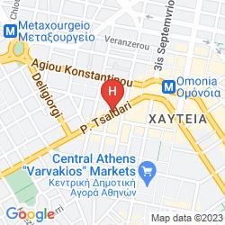 Mapa ARIS