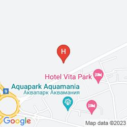 Mapa RALITSA HOTEL