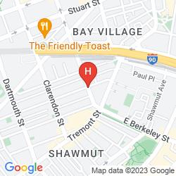 Mapa 40 BERKELEY